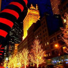 Holiday on 57th - Christmas in New York