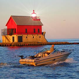 Michael Rucker - Holland Harbor Lighthouse