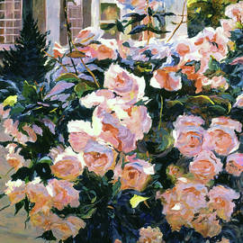 David Lloyd Glover -  Hollywood Cottage Garden Roses