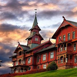 Holmenkollen hotell
