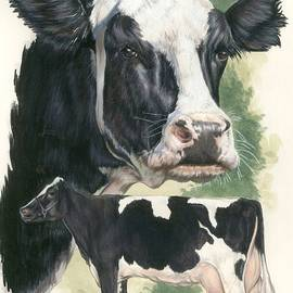 Holstein by Barbara Keith