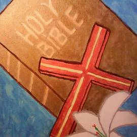 Marcela Hessari - Holy bible