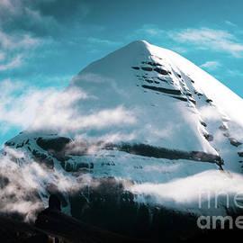 Raimond Klavins - Holy Kailas Himalayas Mountain Tibet Yantra.lv