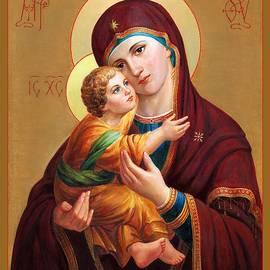 Svitozar Nenyuk - Holy Mother Of God - Blessed Virgin Mary
