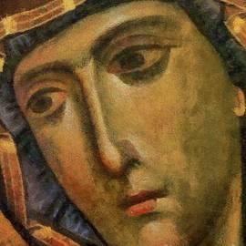 Dragica Micki Fortuna - Holy Virgin Mary - The Filermo Virgin Icon