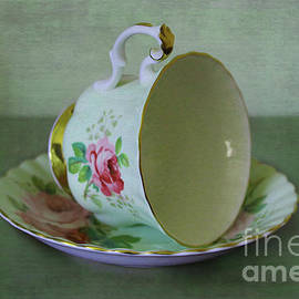 Homage To The Tea Cup by Nina Silver