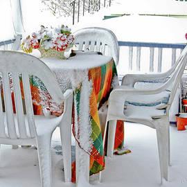 Carol F Austin - Home Sweet Frozen Home