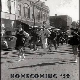 Joe Paradis - Homecoming 1959