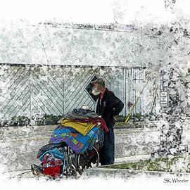 Sabrina K Wheeler - Homeless At The Crossing
