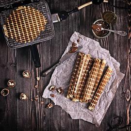 Oksana Ariskina - Homemade Waffles