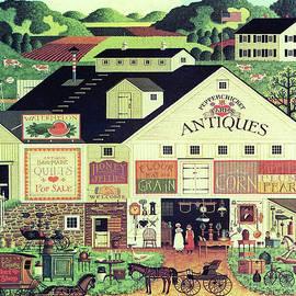 Douglas Settle - Peppercricket Farms