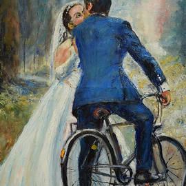 Honeymoon Biker by Raija Merila