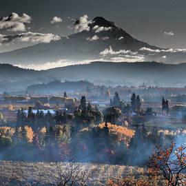 Kevin Felts - Hood River Valley Autumn