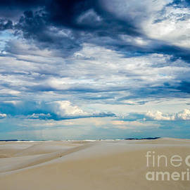 Hoovering Clouds by Stephen Whalen