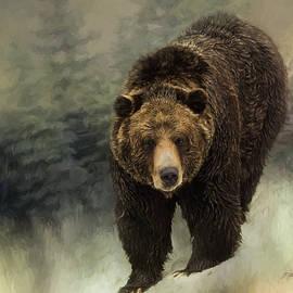 Jordan Blackstone - Hope And Strength - Grizzly Bear Art