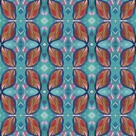Helena Tiainen - Hope Does Spring Eternal - T J O D 31 Tile Arrangement 1