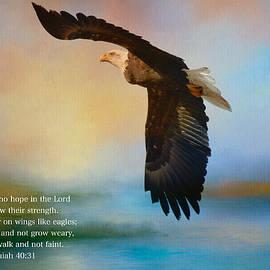 Hope in the Lord by Lynn Hopwood