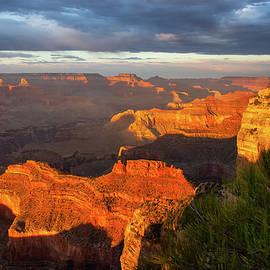 Hopi Point Sunset 1 by Arthur Dodd