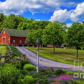 New England Photography - Horse Farm in New Hampshire