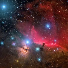 Horse Head Nebula by Lloyd Smith