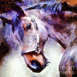 Janine Riley - Horse I will follow you