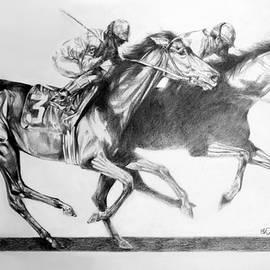 Derrick Higgins - Horse Race