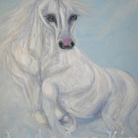 Oksana Semenchenko - Horse. Good Fortune.  Portrait