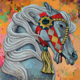Horses #6 - David Palmer