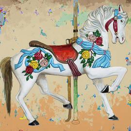 Horses #7 - David Palmer