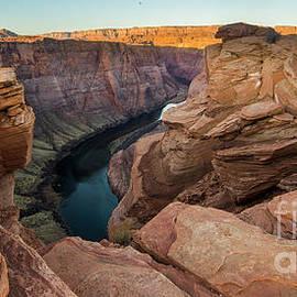 Horseshoe Bend Panorama - Twenty Two North Photography