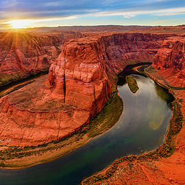Radek Hofman - Horseshoe Bend Sunset
