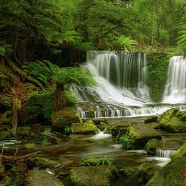 Andrii Slonchak - Horseshoe falls