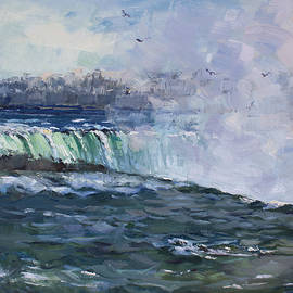 Ylli Haruni - Horseshoe Falls