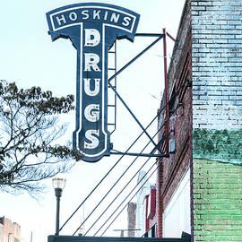 Sharon Popek - Hoskins Drugs Sign