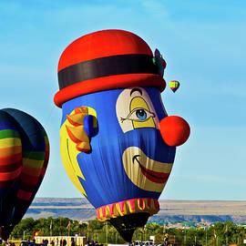 Hot Air Balloon by Bill Barber