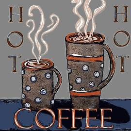 Hot Coffee by Suzanne Theis
