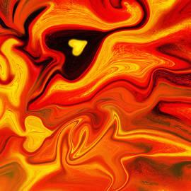Irina Sztukowski - Hot Heart Pulsation by Irina Sztukowski