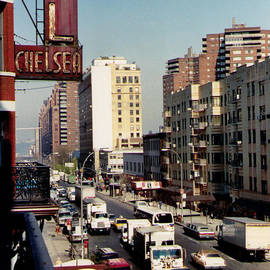 Hotel Chelsea 1989 by Catherine Sherman