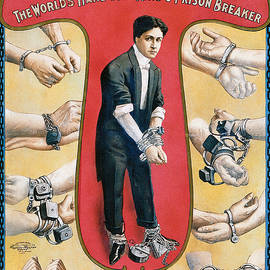Houdini The Worlds Handcuff King by Unknown