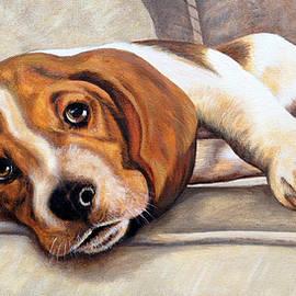 Glenda Stevens - Hound Dog