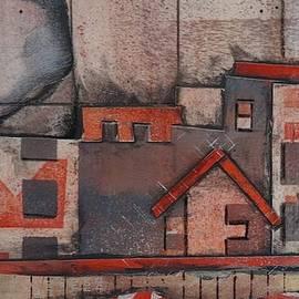 House in the City  - Laura Lein-Svencner