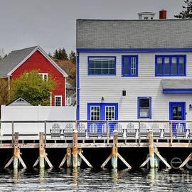 Steve Brown - House on the Harbor
