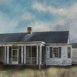 House on the Hill by Kim Hojnacki