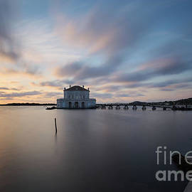 Pat Dego - House on the lake .Casina Vanvitelliana