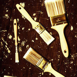 House paint abstract - Jorgo Photography - Wall Art Gallery