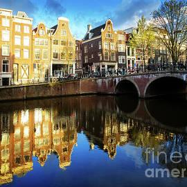 Anastasy Yarmolovich - Houses of Amsterdam