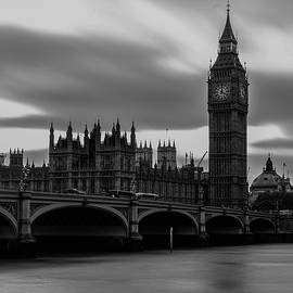 Claire Doherty - Houses of Parliament with Storm Clouds