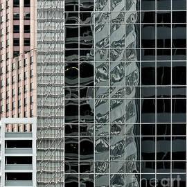 Houston Architecture by Norman Gabitzsch