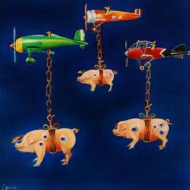 Jean Cormier - How Pigs Learn to Fly