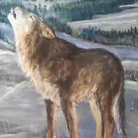 Jane Baribeau - Howling Wolf
